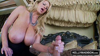 Completely covered in cum - Kelly madison titty licking good cumshot