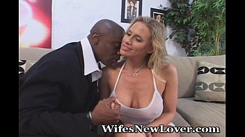 Wife fantasy with big cock Racy encounter with new lover