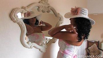 Danica Collins aka Donna Ambrose Summer Dress