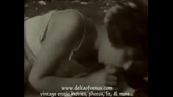 V&iacute_deo er&oacute_tico raro - Sexo oral na d&eacute_cada de 1920