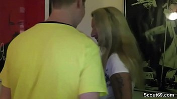 Young cock 18yr can fuck horny MILF with big tits 11 min