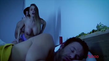 MILF Mom Touched By Son While Napping- Britney Ambers