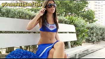 College cheerleaders sex vids - Cheerleader gets pregnant from stranger
