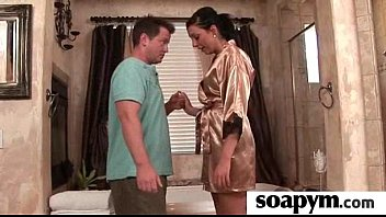 Hot Babe Soapy Shower Time 29 porn image