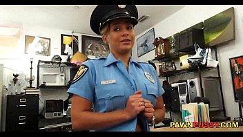 Pov Police Offi cer Blowjob