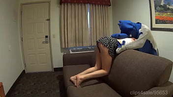 The Return of Sophie - Sexy Latina Feet and Vore
