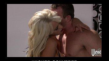 SEXY blonde MILF Stormy Daniels gets fucked hard to big orgasm