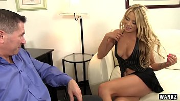 WANKZ- Chanel Rae Works Overtime Fucking Her Boss