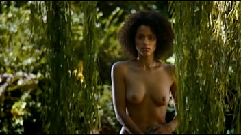 Black movie stars nude - Nathalie emmanuel got nude repeat