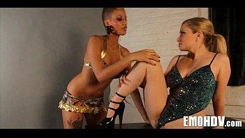 Hot emo lesbian babes 066 5 min