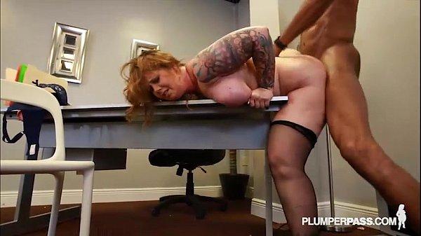 Redhead MILF Vayna Loves To Fuck Big Black Cocks