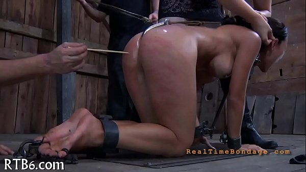 Rope servitude porn