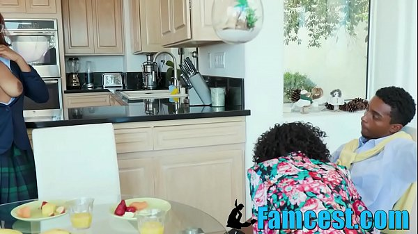 Taboo Family Milf Mom & Daughter Help Dads Limp Dick