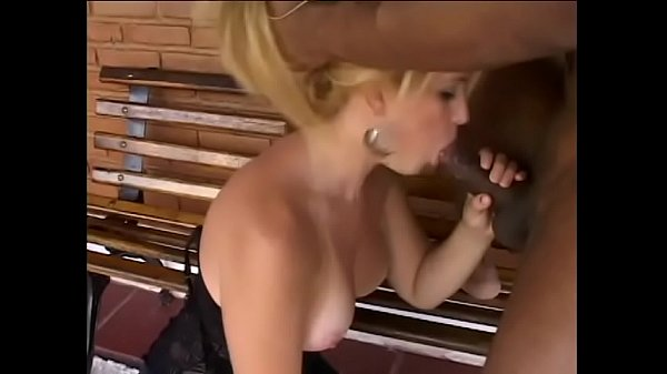 Lusty blonde with big butt Dany Hess gets deep anal drill on couch