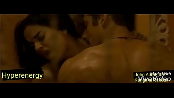 Kangana Ranaut And John Abraham Hot Sex In HD