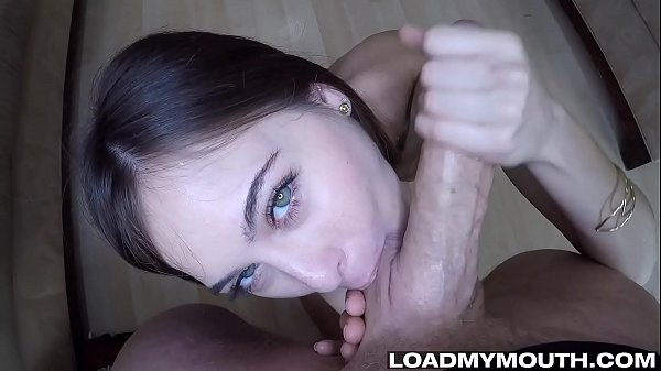 Riley Reid POV blowjob with Brandon Iron