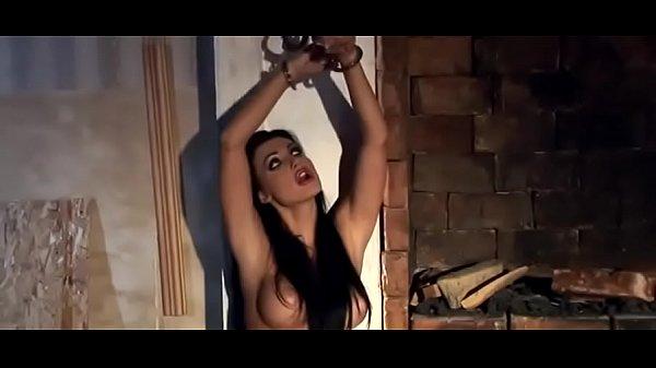 Aletta Ocean-Bondage in chains ex VPORN
