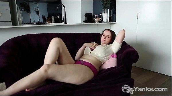 Chesty Yanks Aeryn Walker Masturbating
