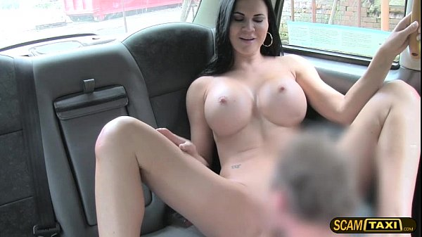Hot and sexy Jasmine gets rammed and swallows h...