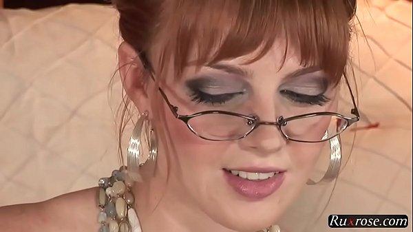 Marie McCray Solo HD; solo, toy, masturbate, pornstar, hd, 1080p, 720p, glasses Thumb