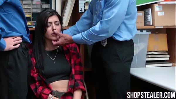 Thief Sucking Dicks and Fucks