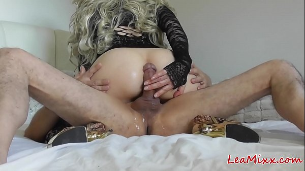 Multiple orgasms of Lea Mixx drive me crazy (pa...