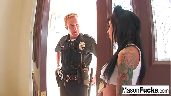 Mason Moore has to pay the price for trying to disobey Officer Lawrence. And boy, does she pay!