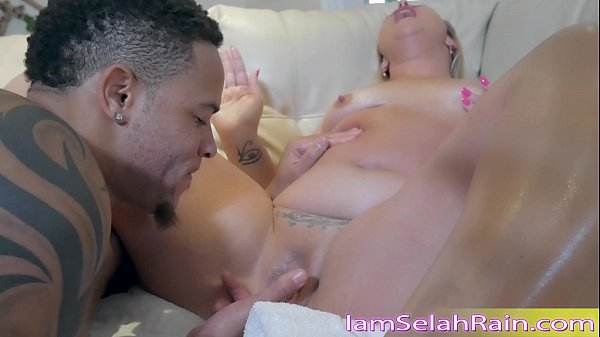 Ludis Adonis Makes It Rain With The Squirt Queen Selah Rain Thumb