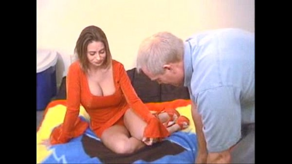 harley raine destroy Old Daddy