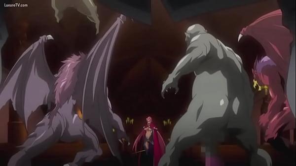 Hell Knight Ingrid 01