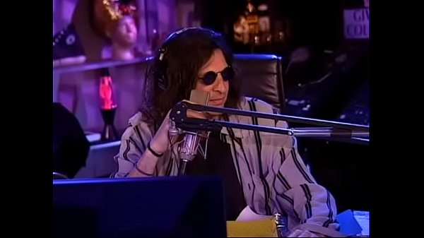 Sal pays Julia Roberts to lick her armpit, auction to raise money for the sick, Howard Stern Show