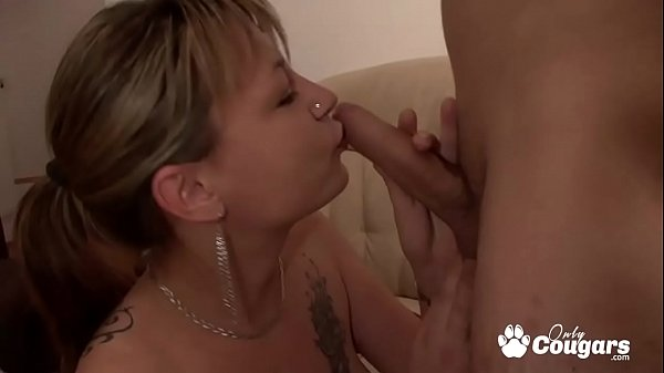 Mature MILF Gets Banged From Behind