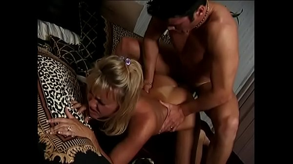 Tanned blonde Chennin Blanc loves doggystyle anal riding and face cumming Thumb