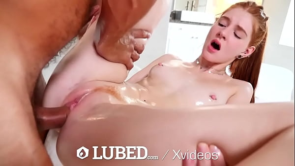 LUBED Lubed Up Slippery Pussies Filled With Big...