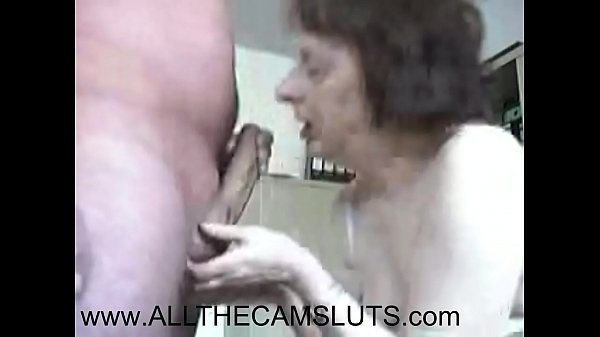Old Grandma's Who Can't Pay Rent So They Pay In Blowjobs - www.ALLTHECAMSLUTS.com