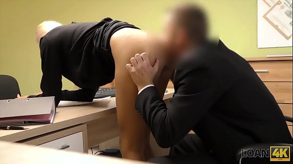 LOAN4K. Real estate agent should sell her vagina to get paid well