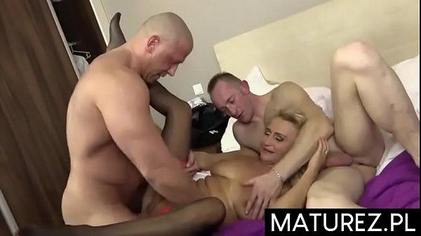 Dojrzałe gejowskie trójkąty porno