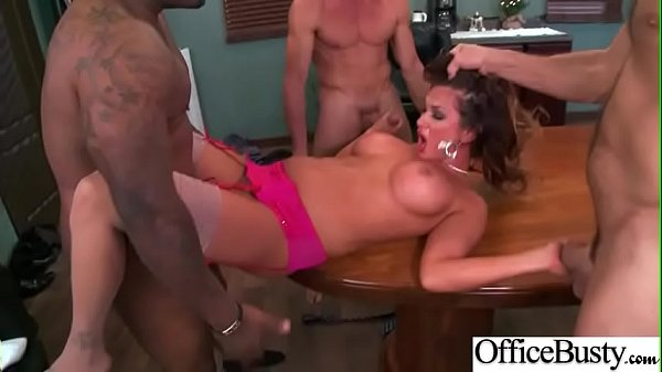 (Tory Lane) Busty Office Girl In Hard Style Sex...