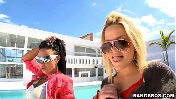 Alexis Texas and Mariah Milano