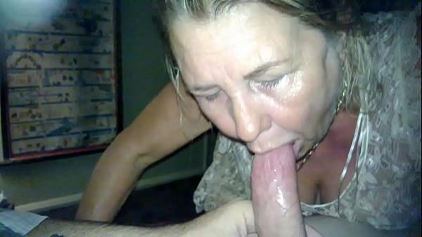Amateur Mom Son Blowjob
