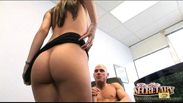 Secretary Jenna Haze works late and gets laid! Thumb