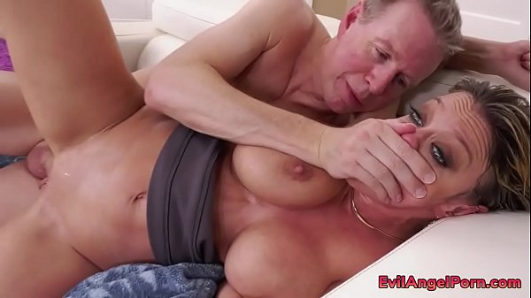 French Mature Anal Orgy