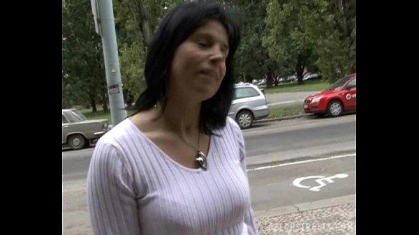 Brunette Milf Lenka Gets Paid for Sex Thumb
