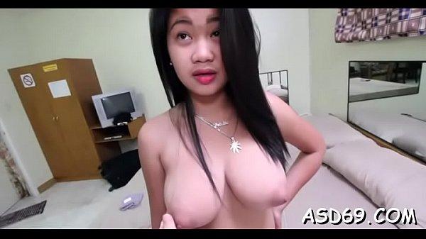 Massive rod for a thai slut