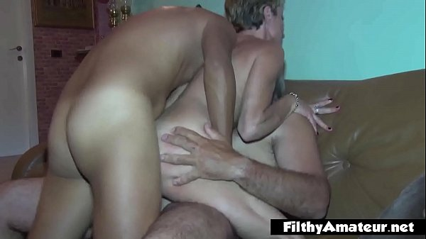 Real Wife Double Penetration