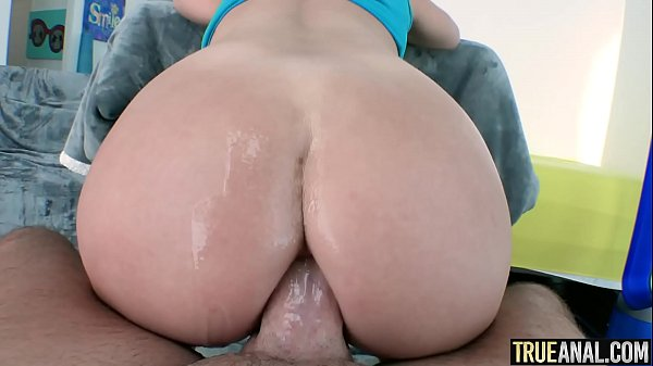 TRUE ANAL All up in Lana Anal's delicious booty