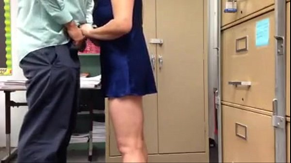 Busty Aunty Playing Boss Dick in Work Place