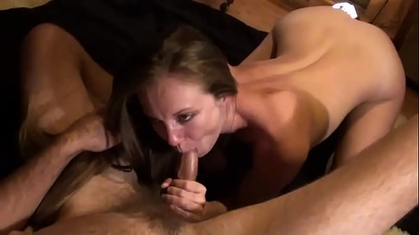 TINY BRUNETTE DARLING GETS RAMMED BY HER HUNKY FELLOW Thumb