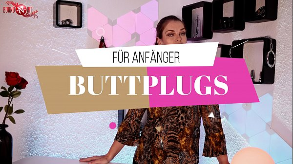 BDSM-Ratgeber: Buttplug und Analplug Tipps für Anfänger (2-3)