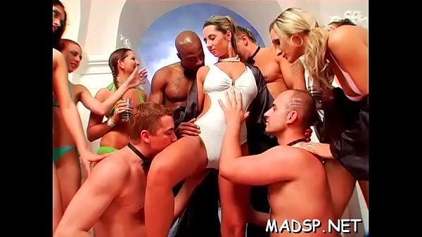 Hot Fuck Party With Bambi Claudia Melania Sextvx 1